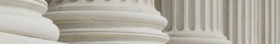 columnas palacio de justicia